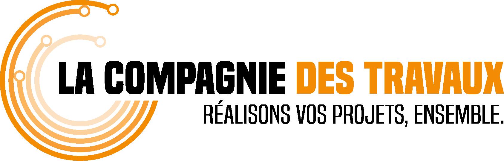 La compagnie des Travaux Logo